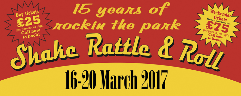 2017 Shake Rattle and Roll Weekender