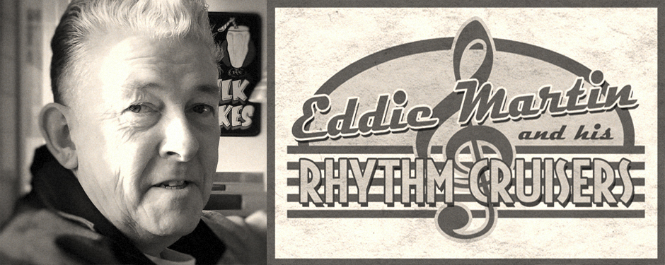 Eddie Martin and his Rhythm Cruisers