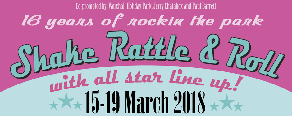 2018 Shake Rattle and Roll Weekender
