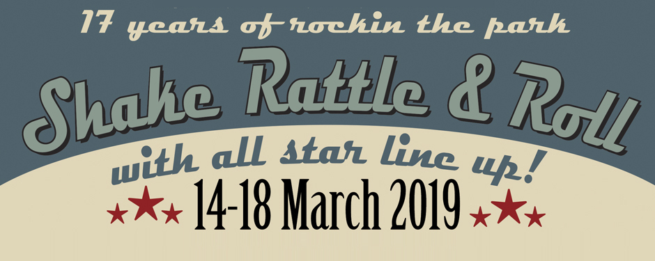 2019 Shake Rattle and Roll Weekender