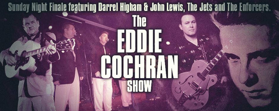 The Eddie Cochran Show