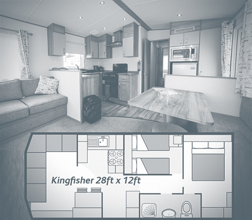 Kingfisher Holiday Home