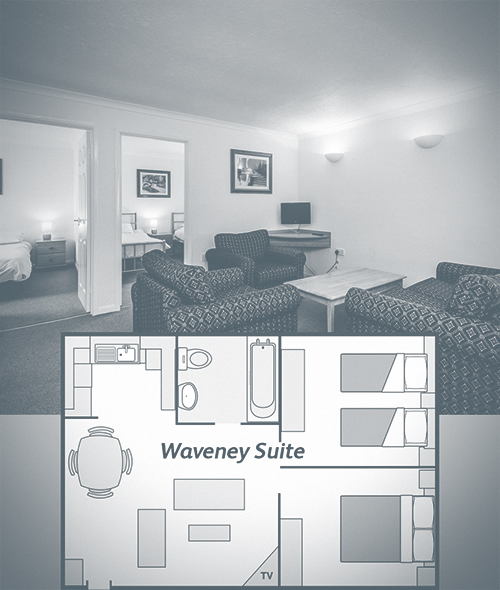 Silver Range Waveney Suite Holiday Home
